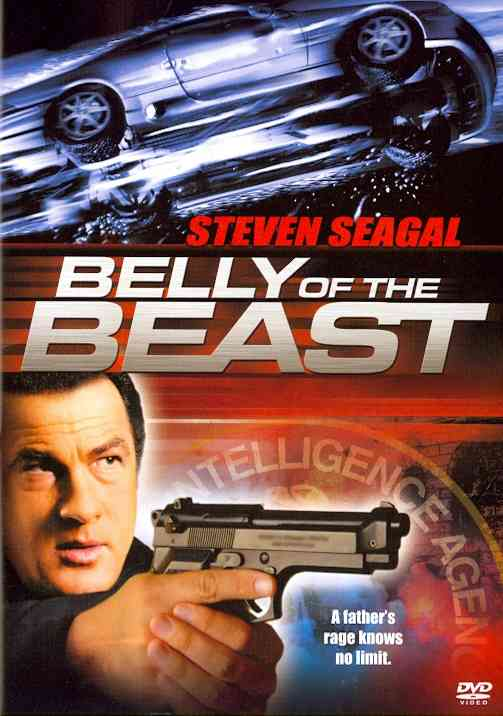 BELLY OF THE BEAST BY SEAGAL,STEVEN (DVD)
