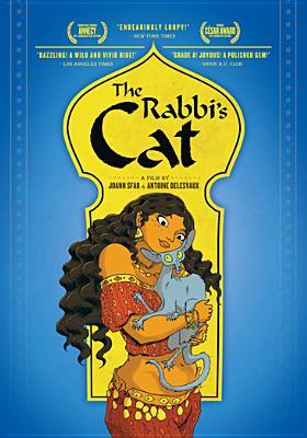 RABBI'S CAT BY DELESVAUX,ANTOINE (DVD)