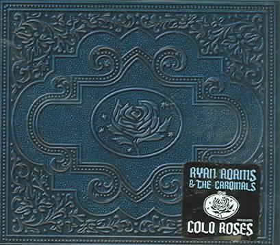 COLD ROSES BY ADAMS,RYAN (CD)